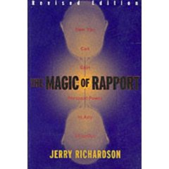 Magic of Rapport, Jerry Richardson